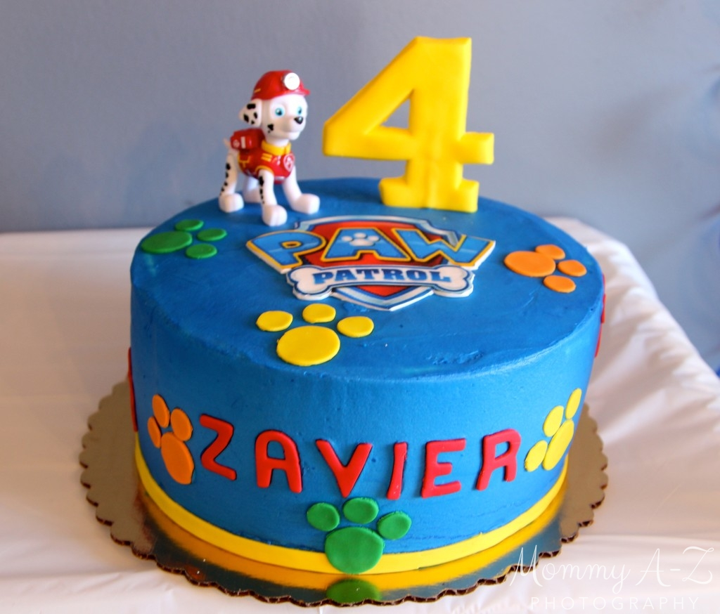 Images Of Paw Patrol Birthday Cake : Paw Patrol Birthday Party BlogHer