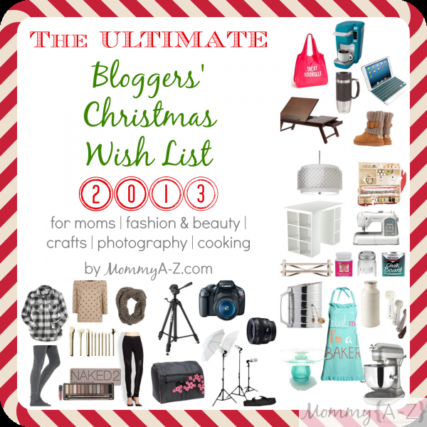 christmas wish list ideas the ultimate wish list 2013 a z 13017